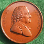 London Pharmaceutical Society Linnaeus medal 1830