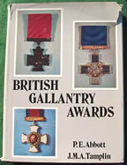 Abbott Tamplin British Gallantry Awards