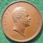 Sir Walter Scott medal 1821