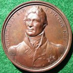 General Picton Badajoz 1812 medal