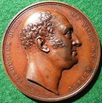 Duke of York Pistrucci medal 1827