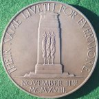 Great War Cenotaph medal 1918-1928