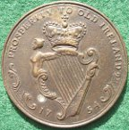 Ireland Earl of Kildare medal