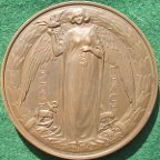 Great War, Peace Treaty 1919, bronze medal