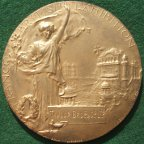 Franco-British Exhibition 1908, Shepherds Bush, Medal