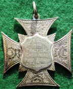 Medicine, Durham & Newcastle College of Medicine, silver prize medal awarded 1883