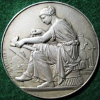 Le Mans Chamber of Commerce, silver medal 1914