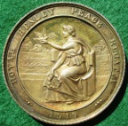 Henley-on-Thames (Oxfordshire), Royal Henley Peace Regatta 1919 medal
