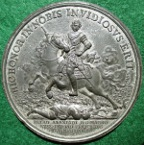 Russia, Peter the Great, Battle of Poltava 1709, medal
