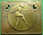 France, Danseuse, Dropsy medal