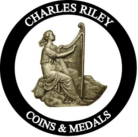 Charles Riley coins & medals